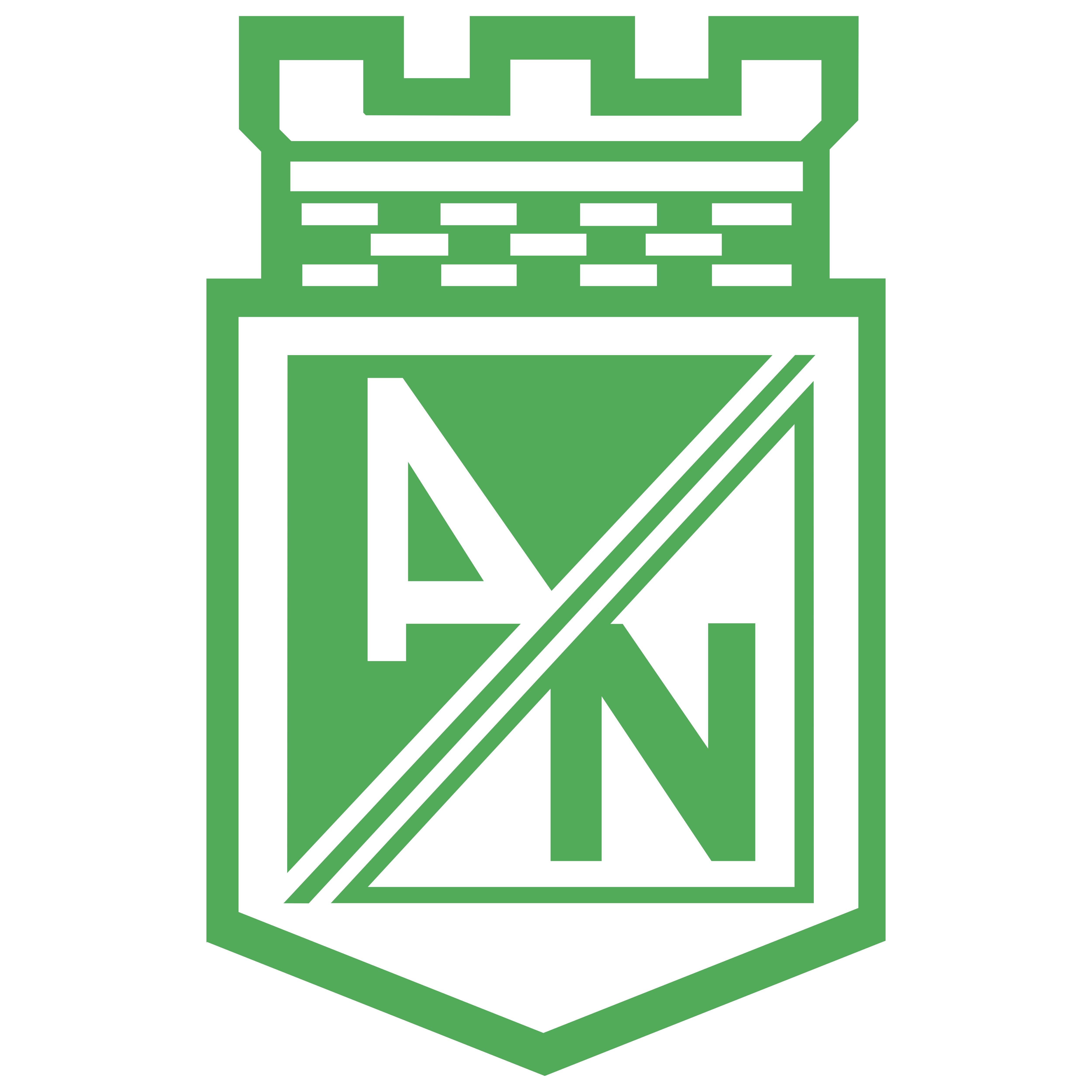 Atlanta Nacional Logo PNG