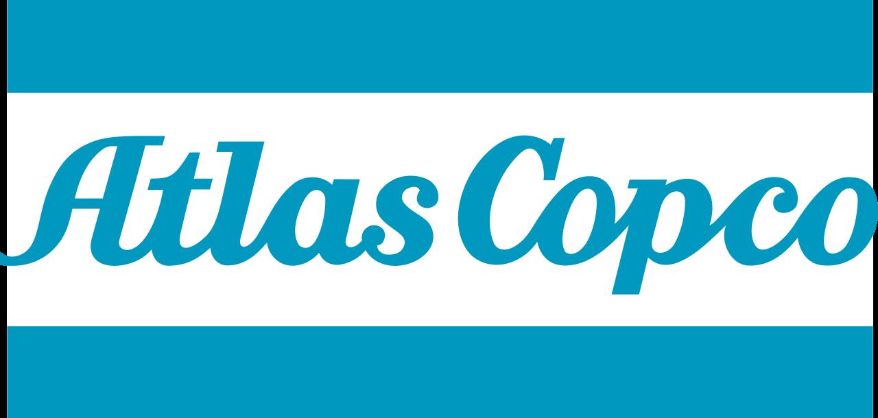 Atlas Copco logo.svg - Atlas Copco Service PNG