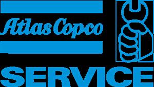 Atlas Copco Service Logo Vector - Atlas Copco Service PNG