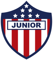 Escudo de Atlético Junior.svg - Atletico Junior PNG