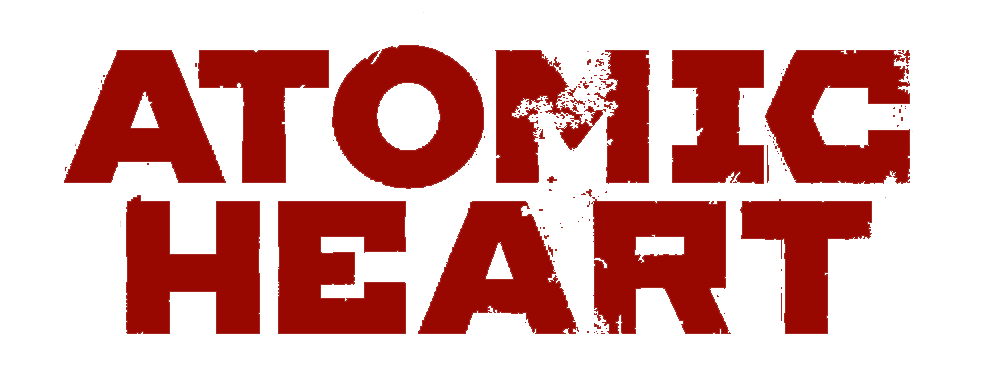 Atomic Heart Logo [png] By M-