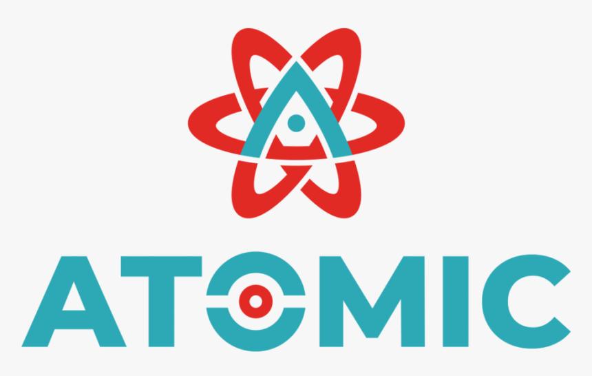 Atomic Logo Png, Transparent Png - Kindpng - Atomic Logo PNG