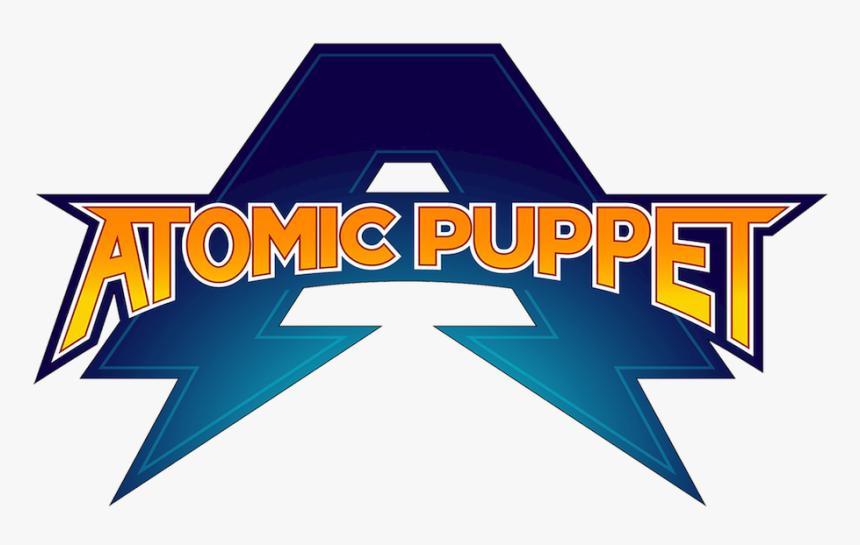 Atomic Puppet - Atomic Puppet Logo, Hd Png Download , Transparent Pluspng.com  - Atomic Logo PNG