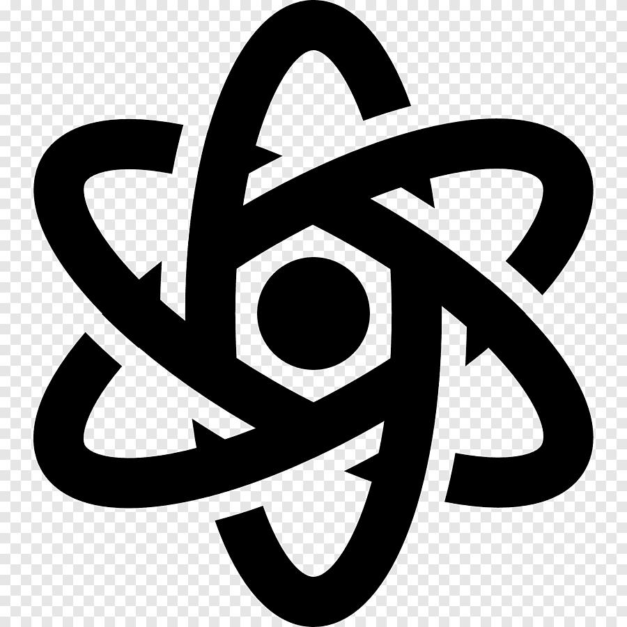 Atomium Chemistry: Atoms First Atomic Orbital, Triangulo Pluspng.com  - Atomic Logo PNG