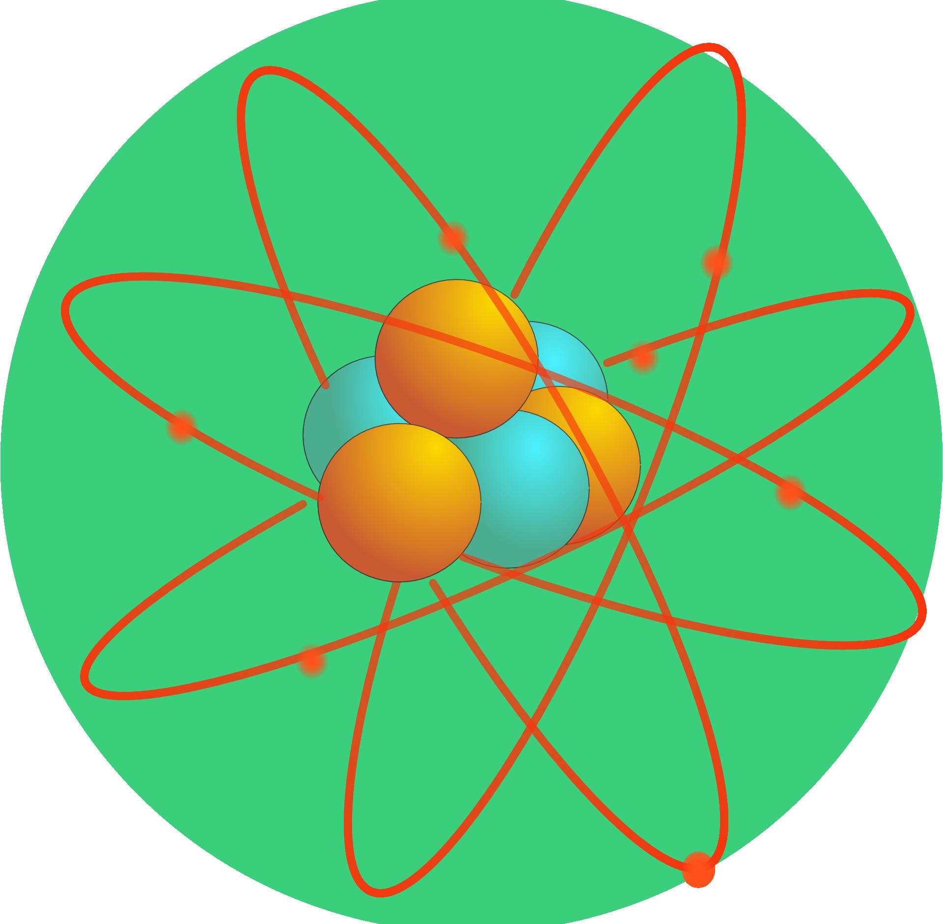 Atom - Atoms PNG