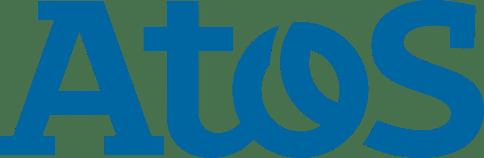 Atos Logo - Atos Logo PNG