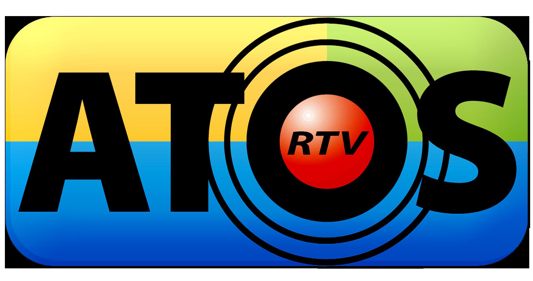 Atos Logo PNG - 39297