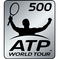 ATP TOUR 500 Logo Vector