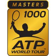 Logo of ATP World Tour Masters 1000 - Atp Logo PNG