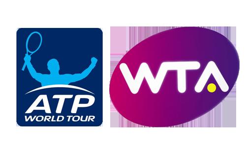 RECENT ATP/WTA TOURNAMENT SUMMARIES 19/08 - Atp Logo PNG