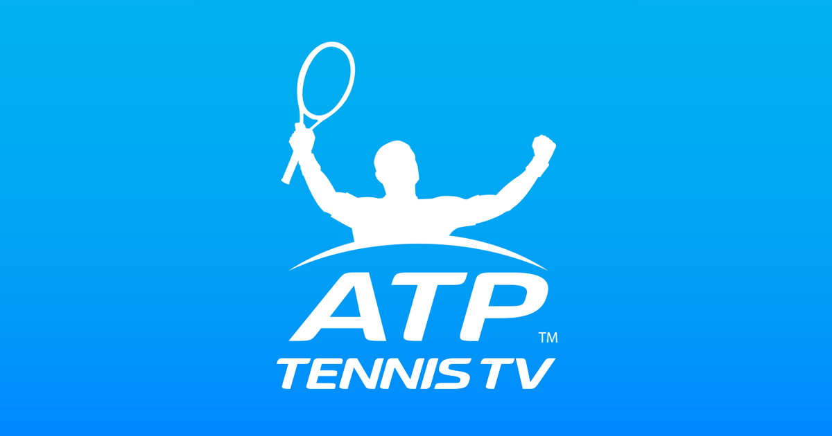 Watch ATP Tennis Live Streaming from TennisTV | ATP World Tour | Tennis - Atp Logo PNG