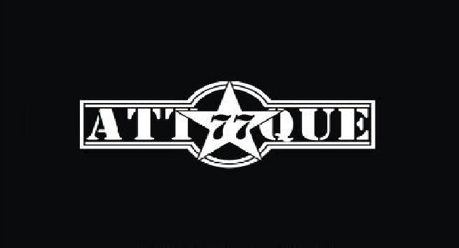 Así, Attaque 77 se convierte en un trío: Mariano Martínez en guitarra y  voz, Luciano Scaglione en bajo y Leonardo De Cecco en batería. - Attaque 77 Logo PNG