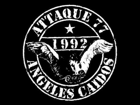 attaque 77 el cielo puede esperar - Attaque 77 Logo PNG
