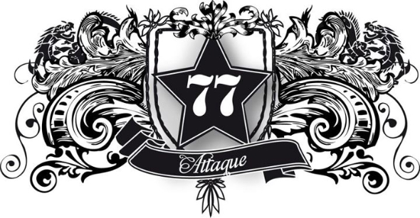 Attaque 77 es una banda de punk rock, formada en Buenos Aires, Argentina en  el año 1987, más precisamente en el barrio porteño de Flores. - Attaque 77 Logo PNG