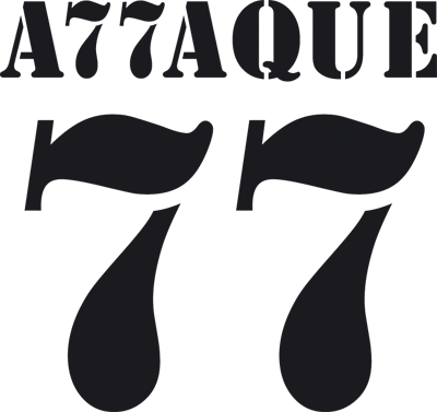 Attaque 77 Logo PNG - 32896