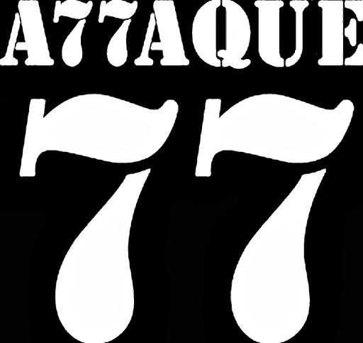Attaque 77 Logo PNG - 32902