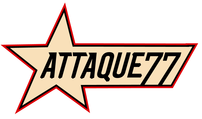 Novedades - Attaque 77 Logo PNG
