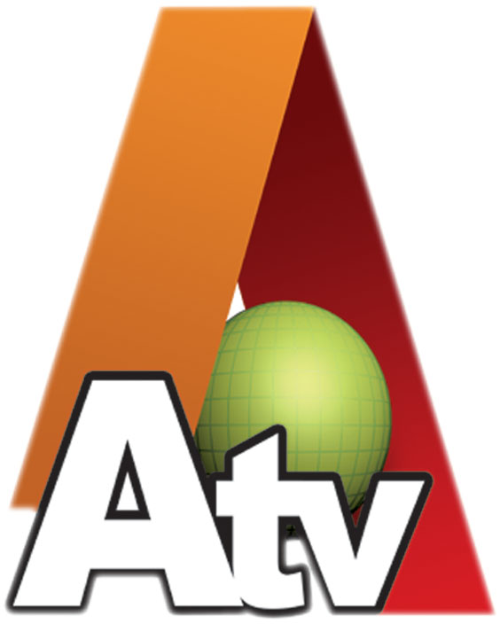 ATV leading news and entertainment channel of Pakistan is one of, ATV  Pakistan every day by millions of top rated TV programs watch has a wide  range. - Atv Logo PNG