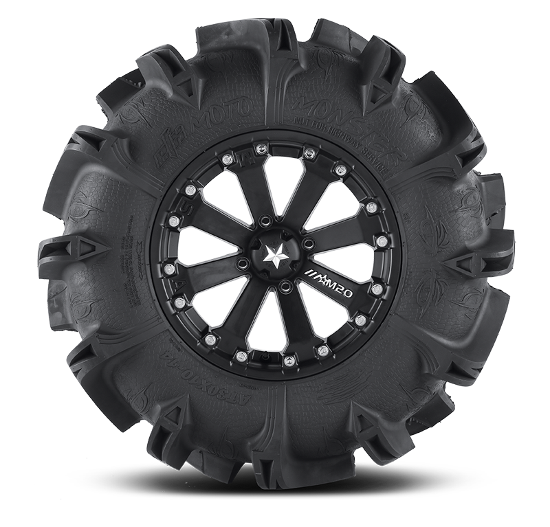 M20-Kore-on-MotoMonster-UTV-Mud-Tire - Atv Mud PNG