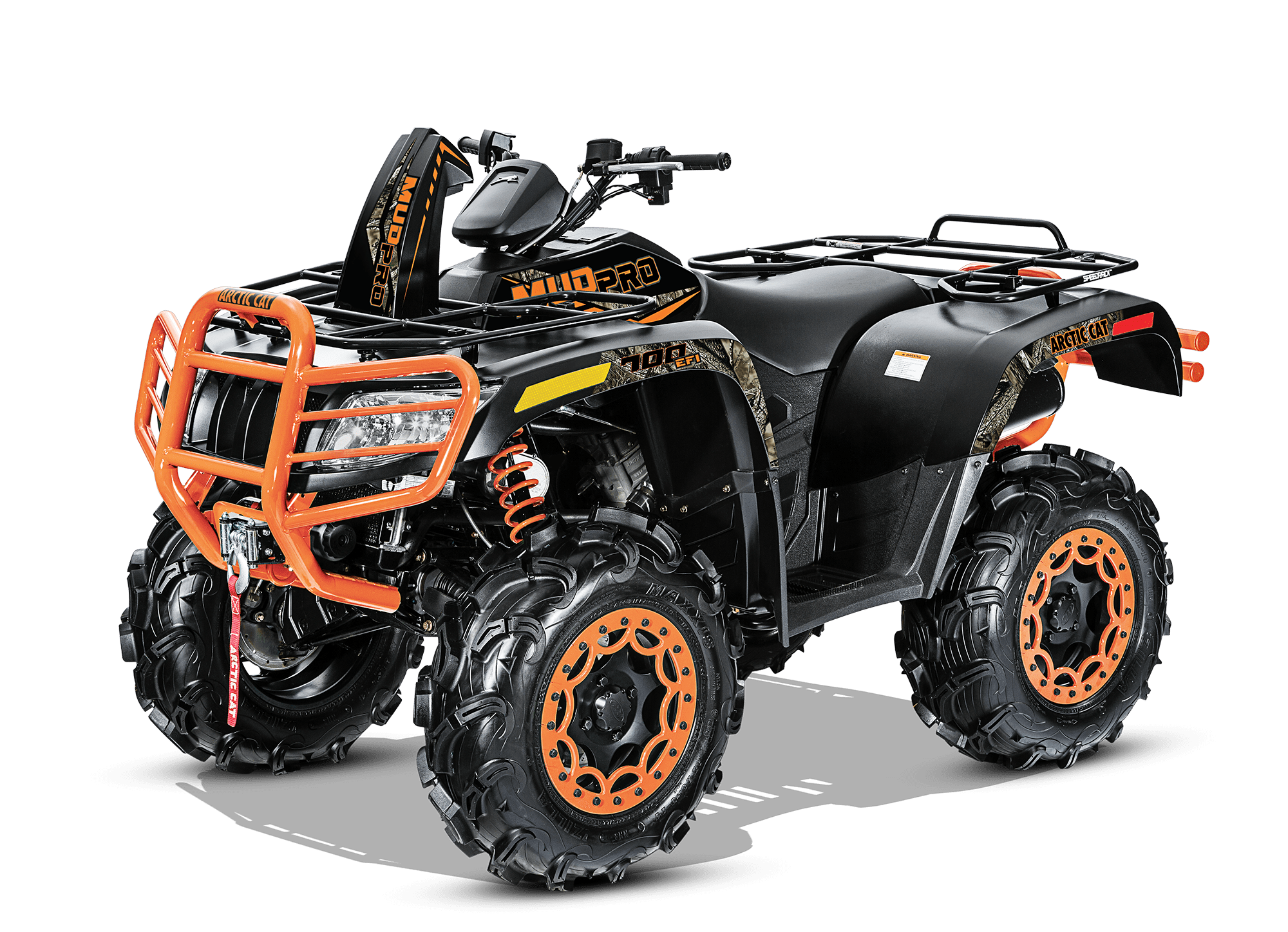MudPro700LTD_MatBlk_2017_w.png - Atv Mud PNG