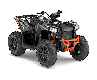 Scrambler® XP 1000 - Atv Mud PNG