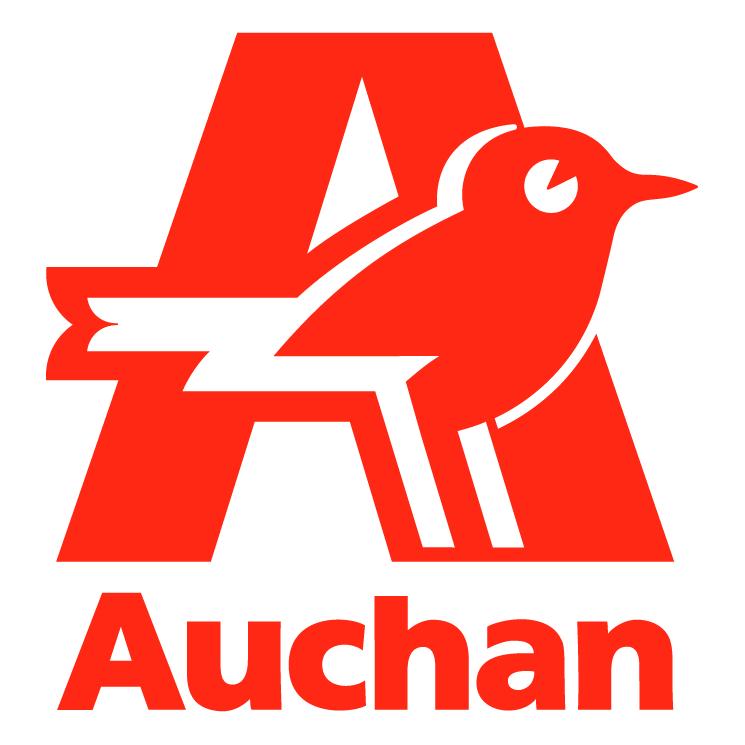 Auchan 4 free vector - Auchan PNG