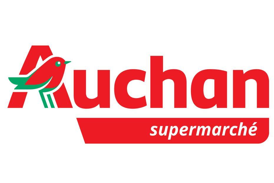 File:Logo auchan supermarché.jpg - Auchan PNG