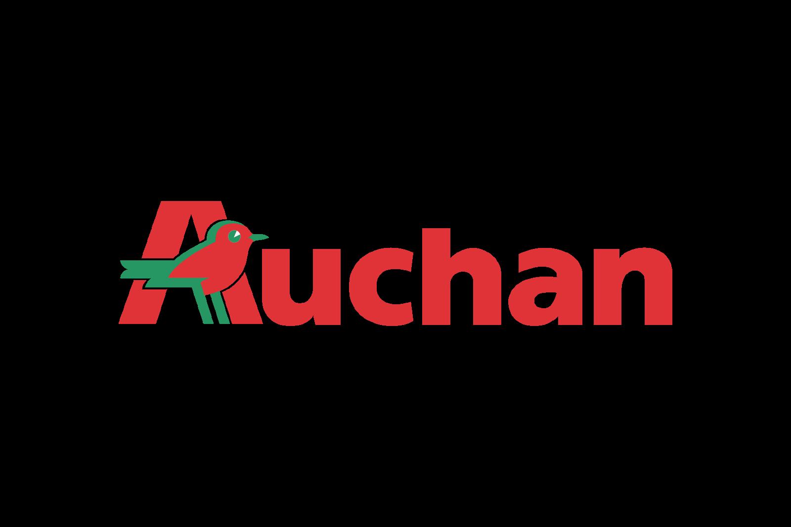 Logo Auchan.png (1600×1067) - Auchan PNG
