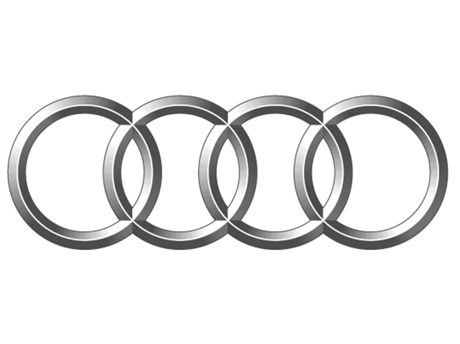 Audi car logo PNG brand image - Audi Logo PNG