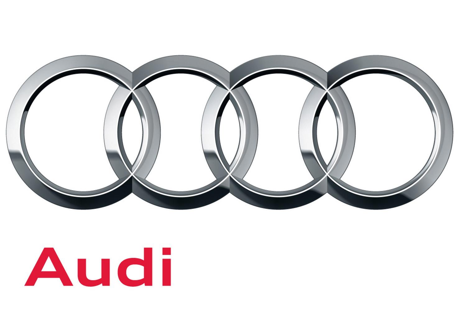 Audi Logo PNG - 104615