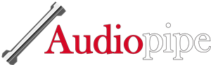 audiopipe Logo Vector - Audiopipe Logo PNG