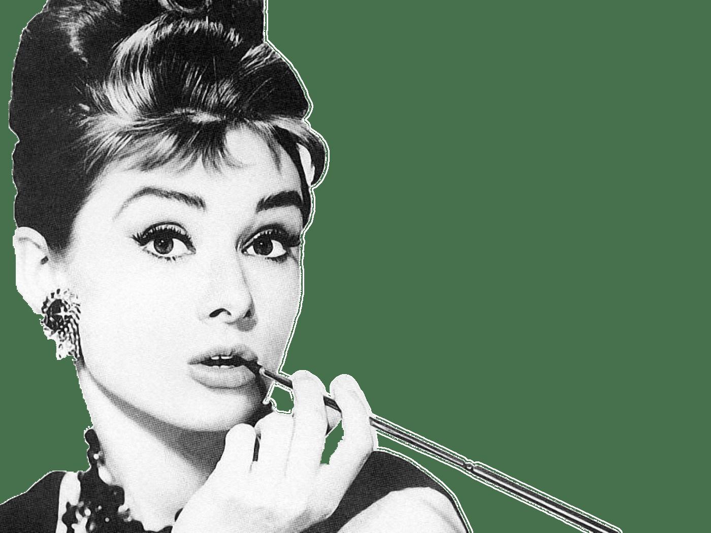 Audrey Hepburn Face - Audrey Hepburn PNG