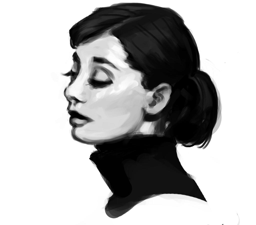 Beauty Tips; Audrey Hepburn - Audrey Hepburn PNG