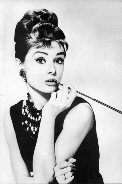 PNG: small · medium · large - Audrey Hepburn PNG