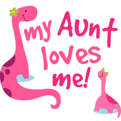 Aunt And Niece PNG - 78395