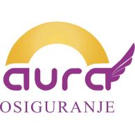 Logo of Osiguranje Aura a.d. Banja Luka - Aure Logo Vector PNG