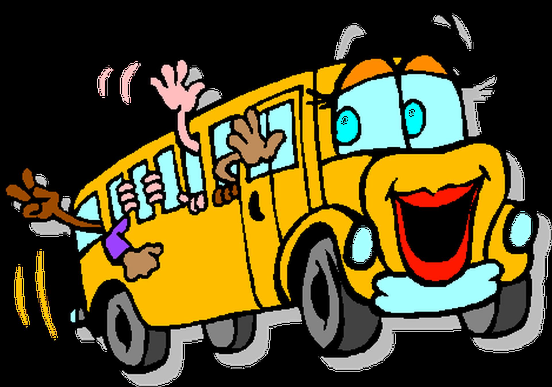 Ausflug Mit Dem Bus PNG