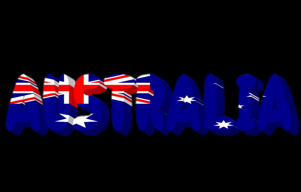 Australia, Country, Flag, 3D - Australia PNG