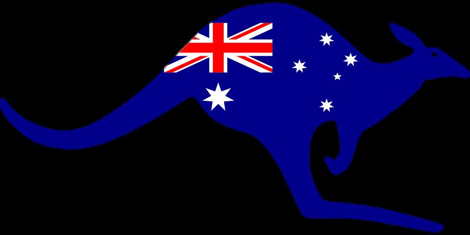 Australia, Kangaroo, Symbol, Aussie, Tourism, Country - Australia PNG