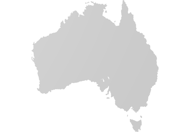 Australia Map Transparent PNG - Australia PNG