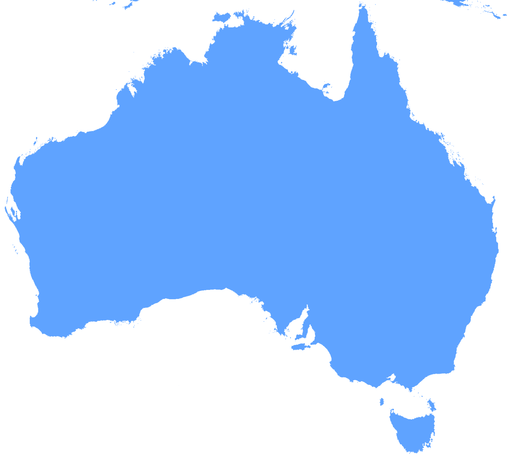 Click on the Blank Map of Australia PlusPng.com  - Australia PNG