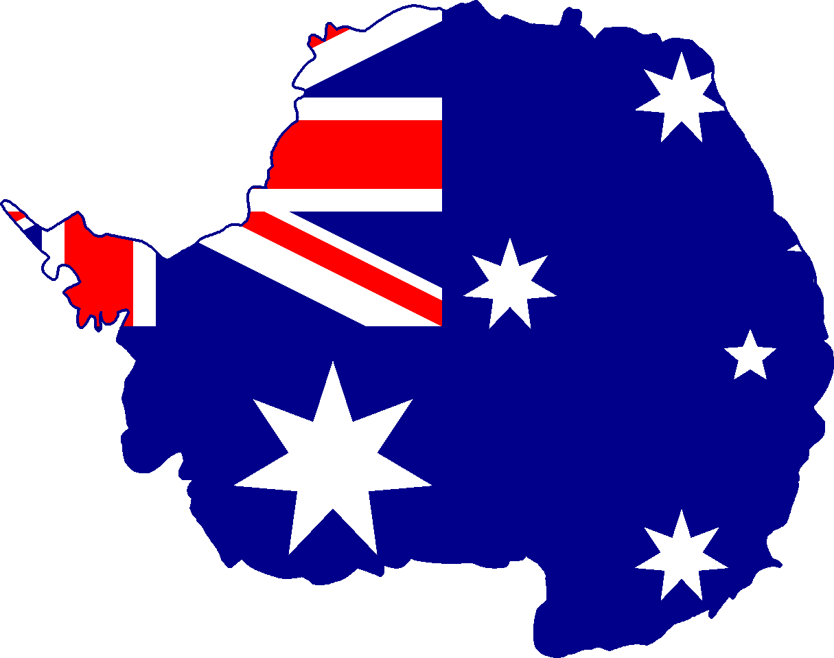 File:Flag Map of Antarctica (Australia).png - Australia PNG