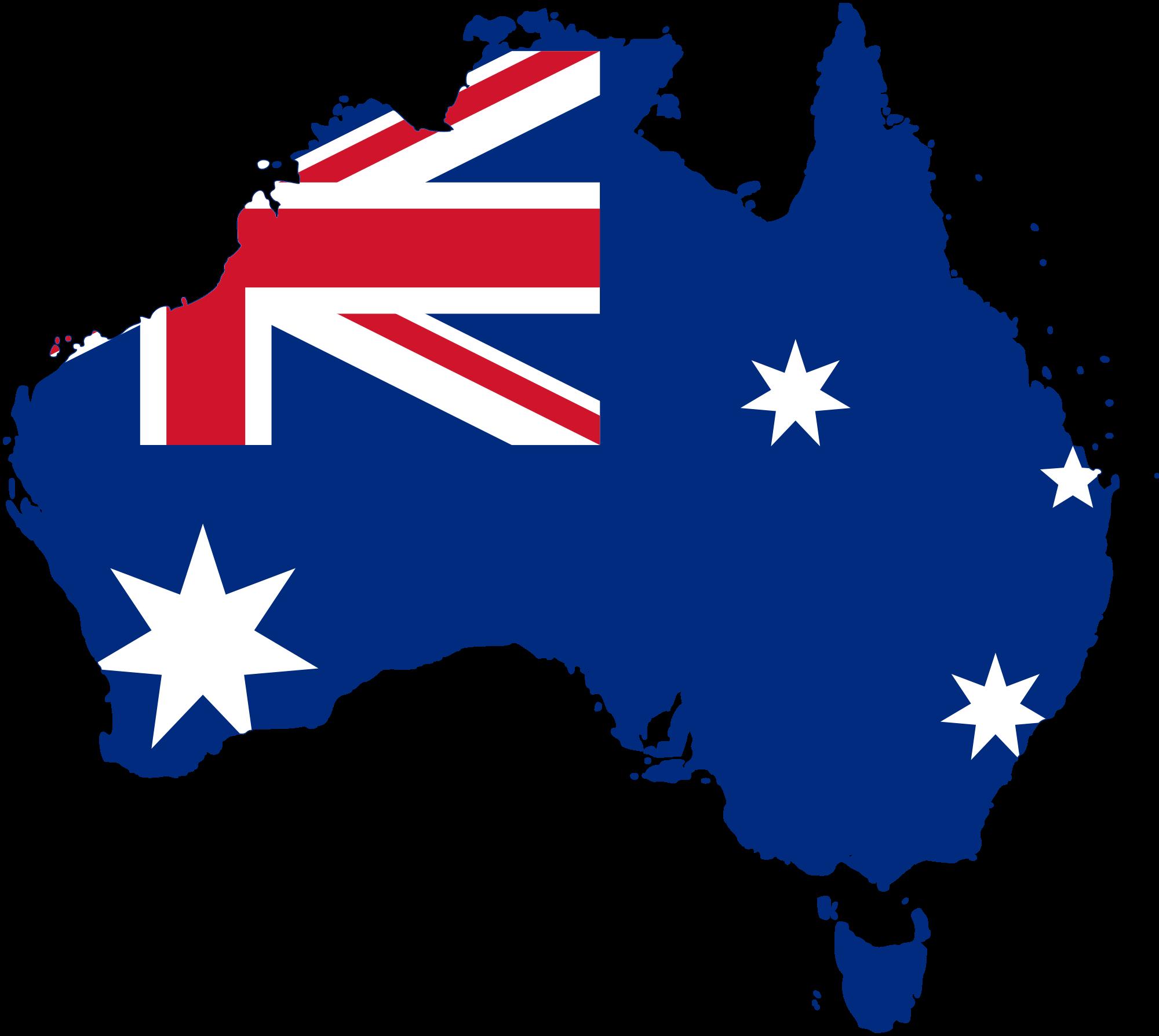 Open PlusPng.com  - Australia PNG
