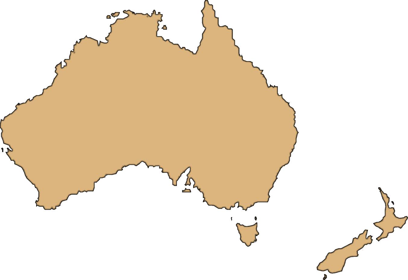 Australia PNG - 12525