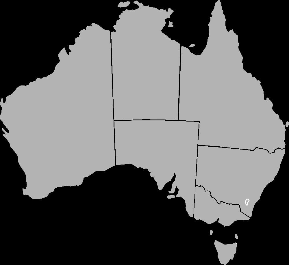 Australia PNG - 12511
