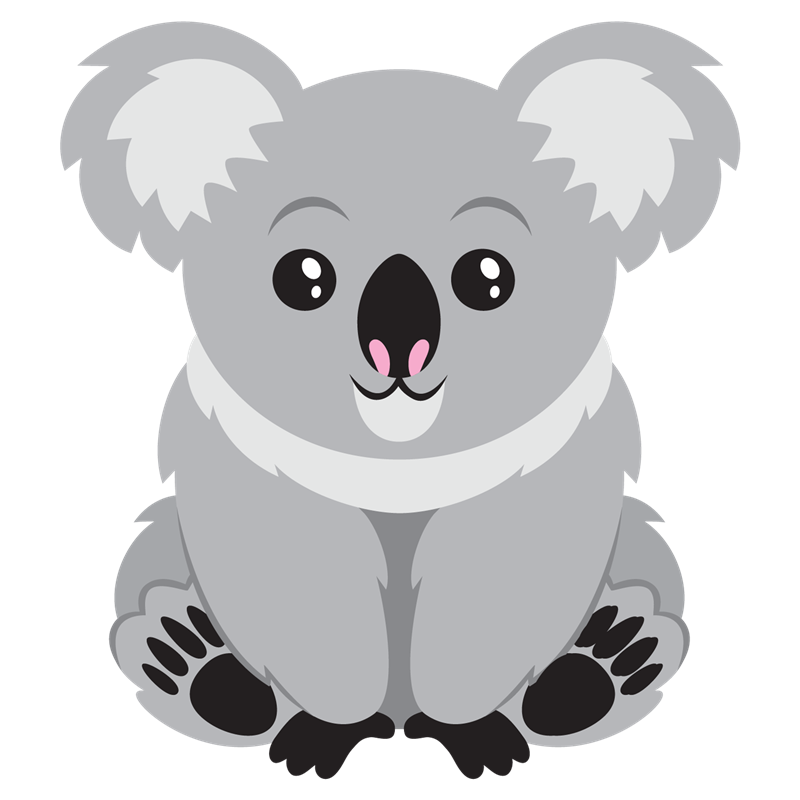 Koala clipart png - Koala HD PNG - Australian Animal PNG HD