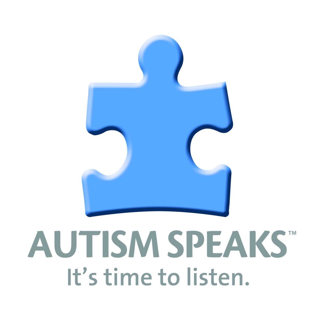 Autism Speaks Logo Vector PNG-PlusPNG.com-1200 - Autism Speaks Logo Vector PNG
