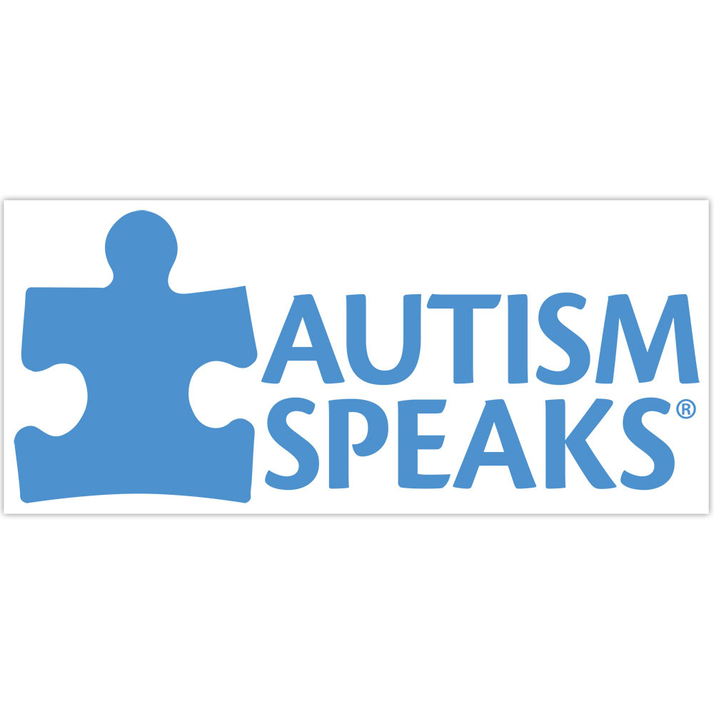 Autism Speaks Bumper Magnet - Autism Speaks Logo Vector PNG