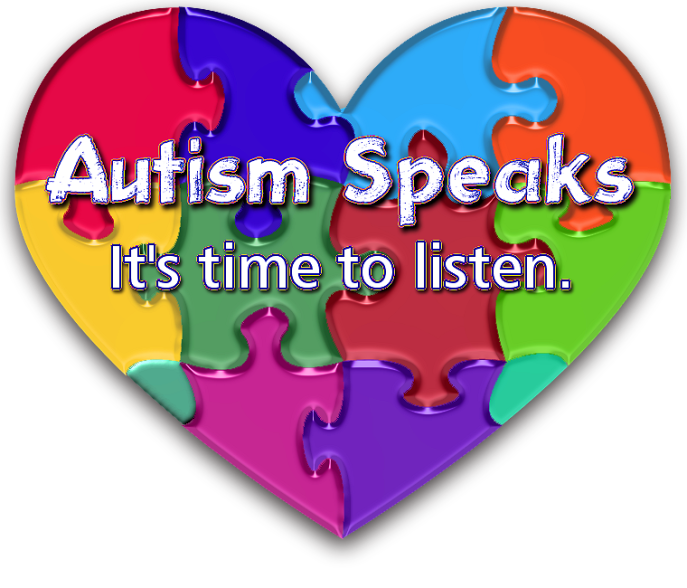 Autism Speaks.Itu0027s time to listen. - Autism Speaks PNG