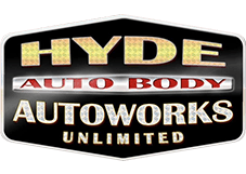 Hyde Autoworks Unlimited - Logo - Auto Body Unlimited Logo PNG